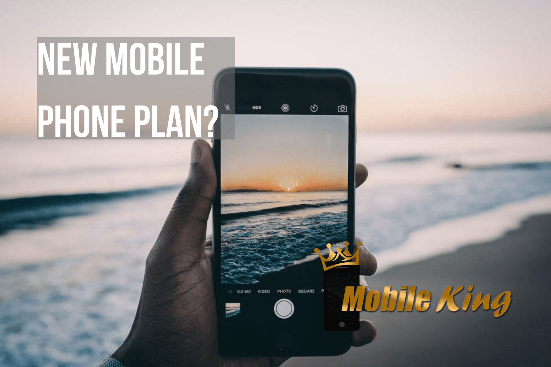 New Mobile Phone Plan_