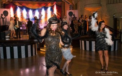 Why You Need a 20's Theme Party