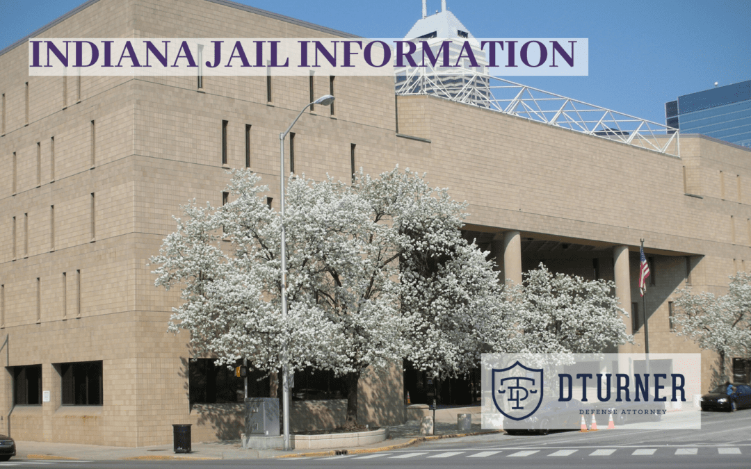 INDIANA JAIL INFORMATION