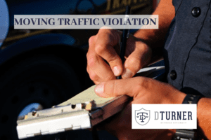 MOVING TRAFFIC VIOLATION