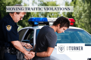 MOVING TRAFFIC VIOLATIONS