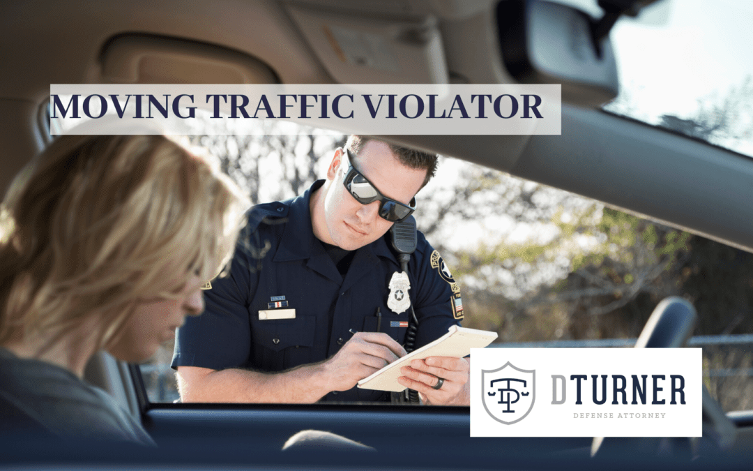 What is a Moving Traffic Violation?