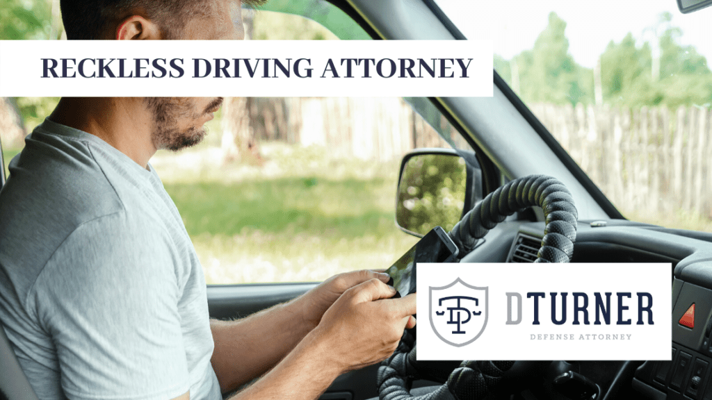 RECKLESS DRIVING ATTORNEY