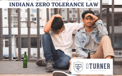 Indiana Zero Tolerance Law