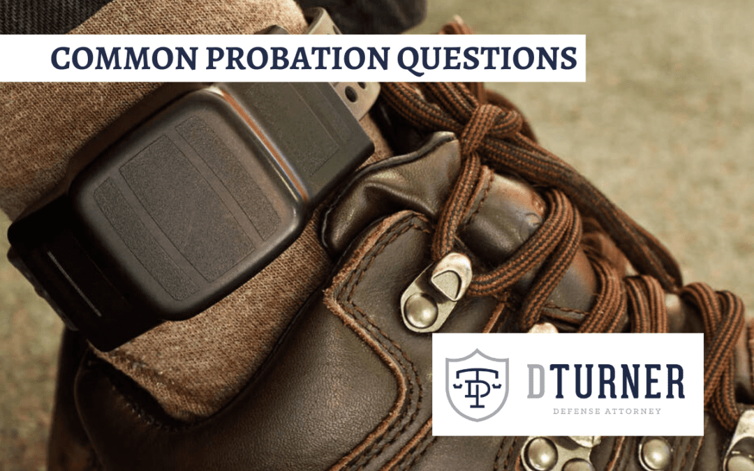 Commonly Asked Questions About Probation