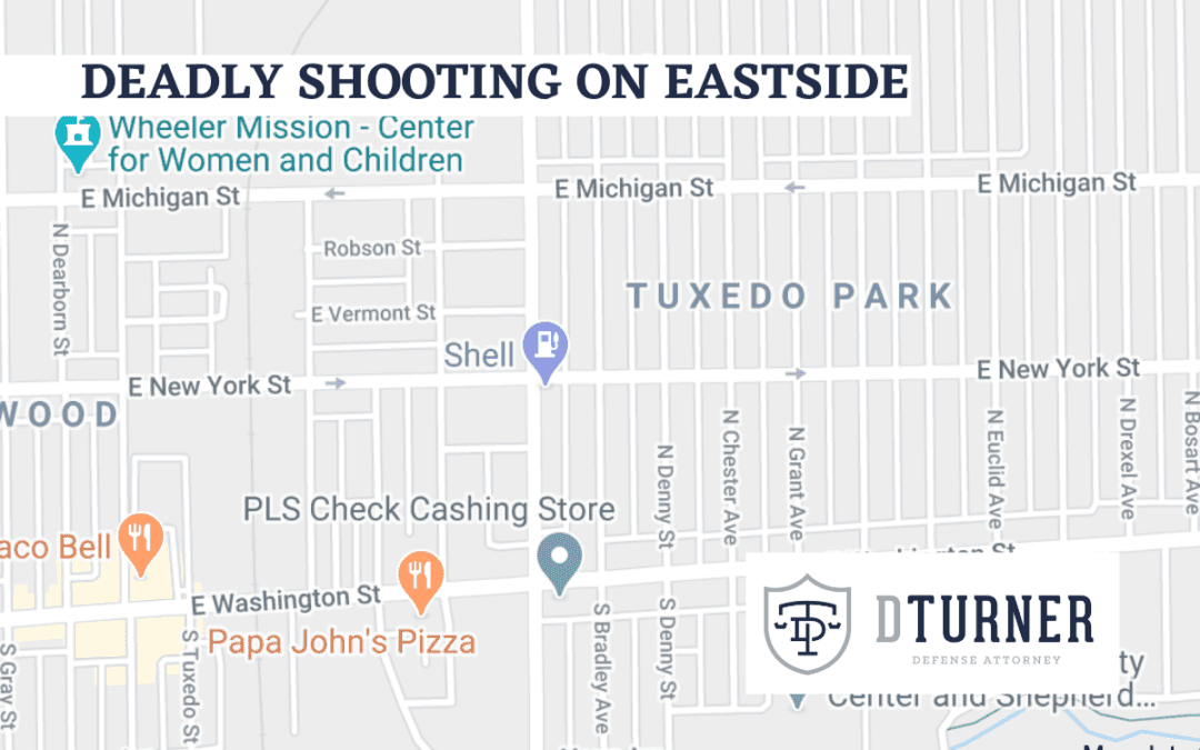 Deadly Shooting on the Indianapolis Eastside