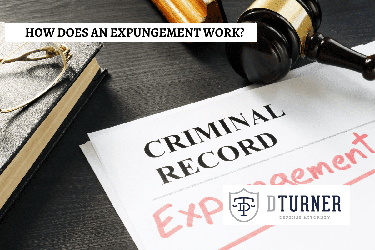 HOW DOES EXPUNGEMENT