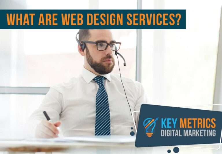 What are web design services>