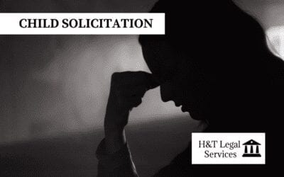 What is Child Solicitation in Indiana?