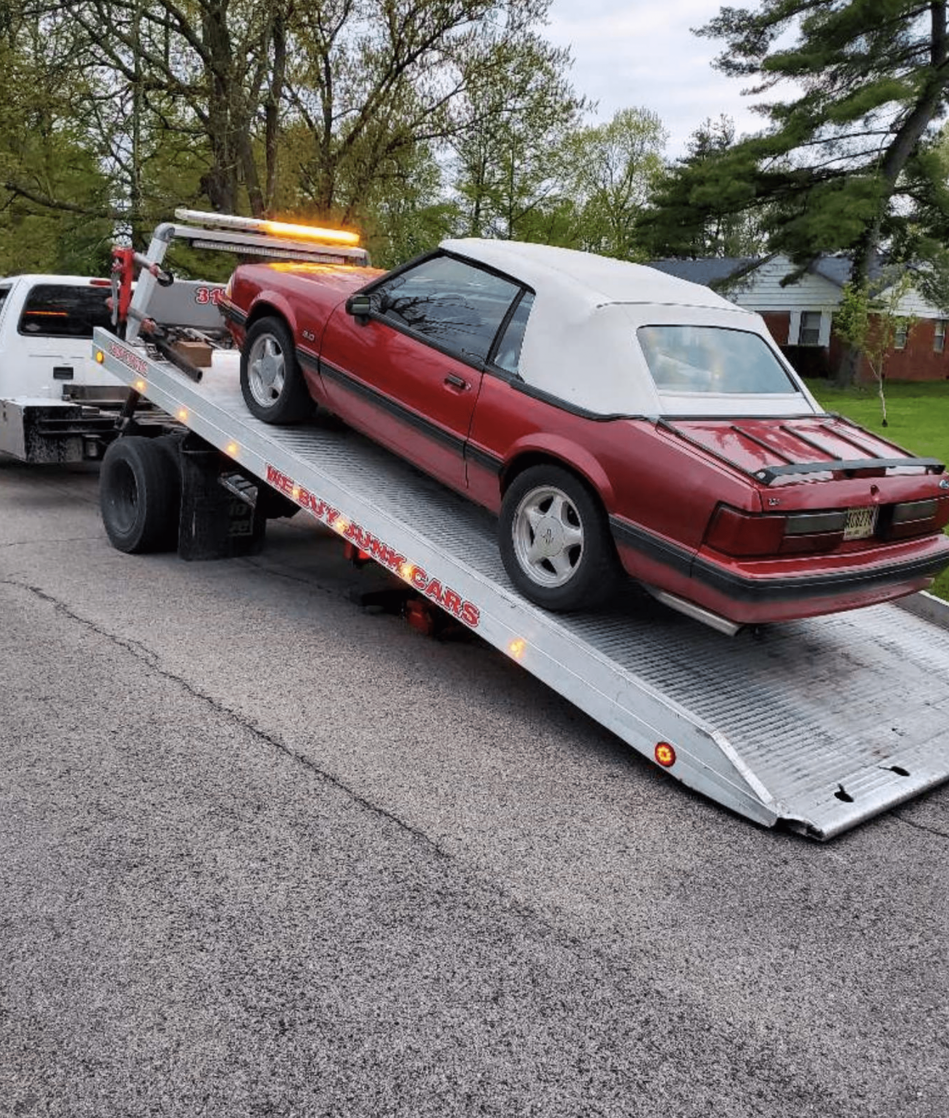 motown towing company
