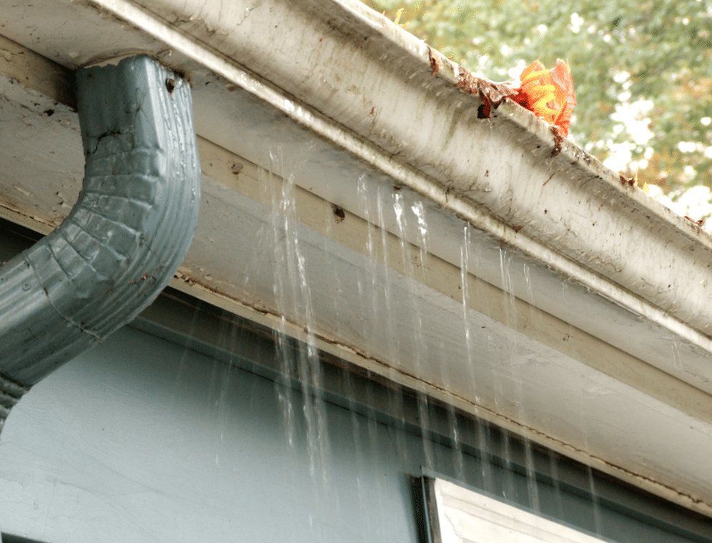 Need a Gutter Repair? – 317-983-0258
