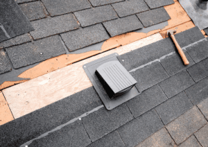 shingles in need of repair are often emergency