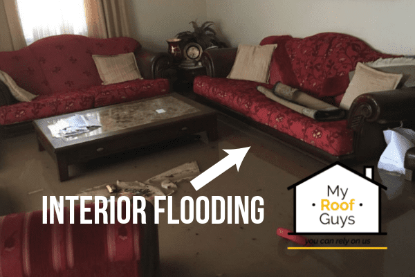 interior flooding