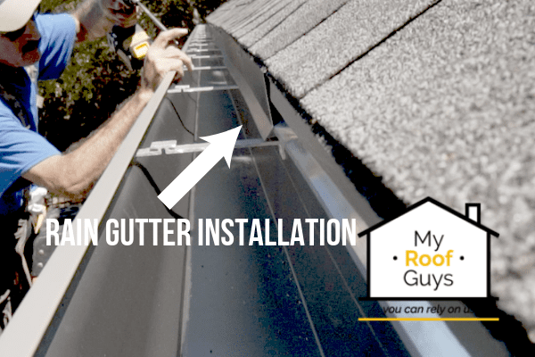 Rain Gutter Installation Done Correctly Saves