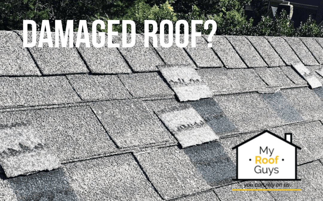 Types Of Roof Damage My Roof Guys