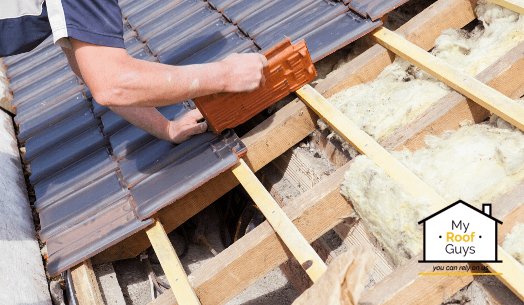Repair Your Roof or Sell it as is?