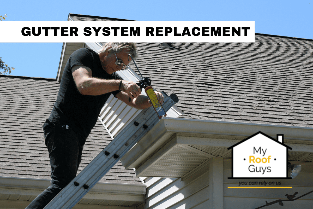 GUTTER SYSTEM REPLACEMENT