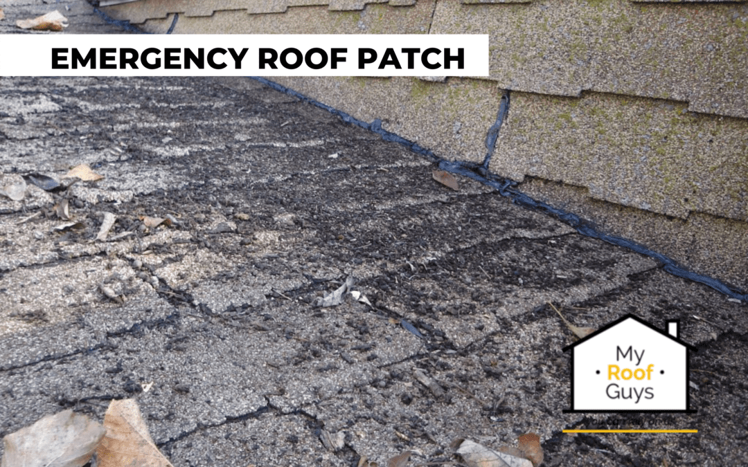 What to Do When You Need an Emergency Roof Patch