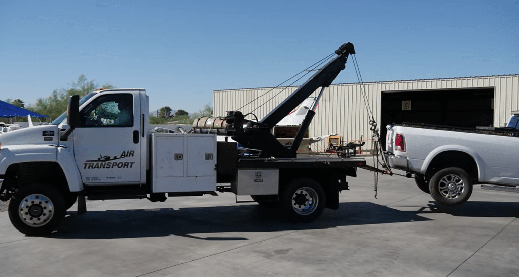 Towing companies nearby