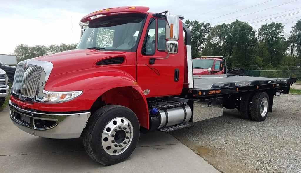 tow truck company indianapolis
