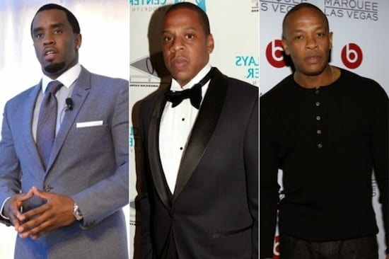 Why Are Music Moguls Jay Z Diddy And Dre Not Billionaires
