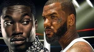 meek mill and the game