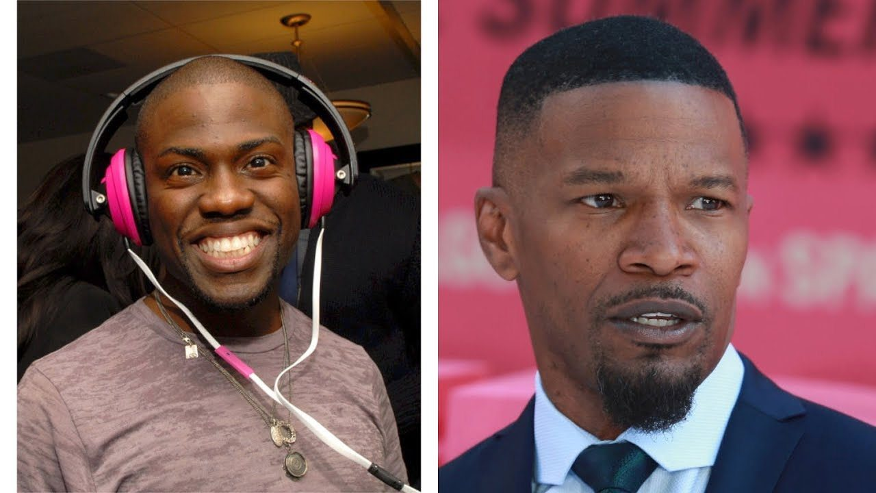 kevin hart and jamie foxx in a roast battle at hip news and entertainment at hip hop news uncensored https://hiphopun.com