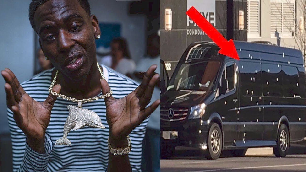 Young Dolph black hip hop news and hip hop beef