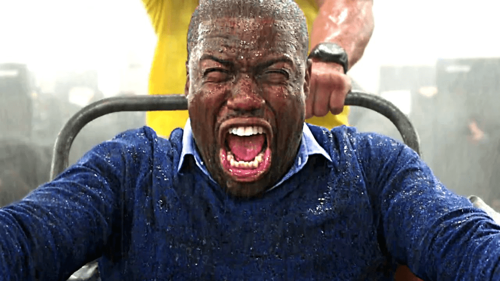 central intelligence was another one of kevin hart movies that was just bad