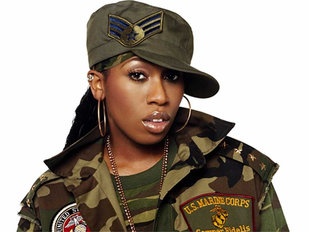 missy elliot is one of the top 5 richest female rappers in the world