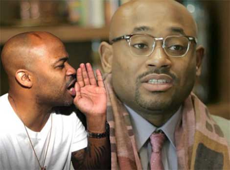 Dame Dash Responds To Criticism For Apology To Lyor And Steve