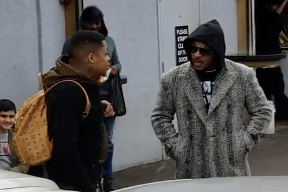 Video Of TI Checking A Black Man Still Wearing Gucci Goes Viral