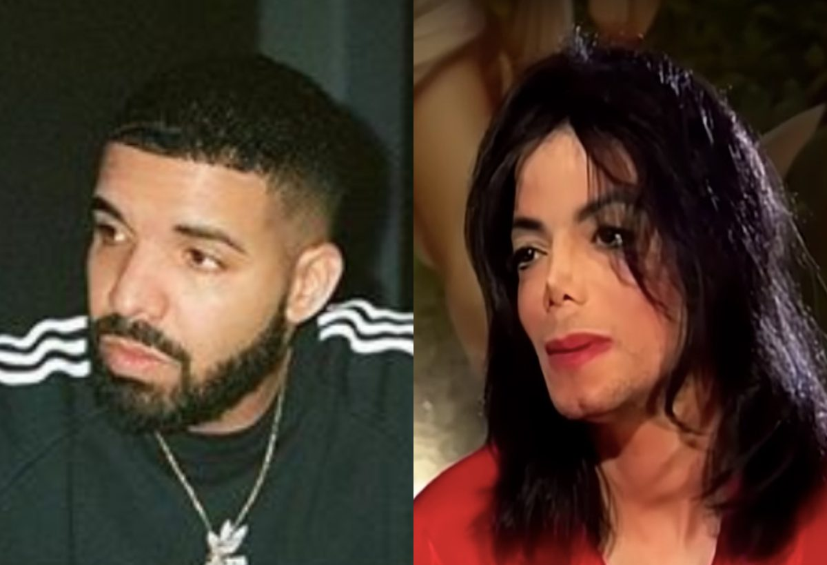 After Leaving Neverland Aired Drake Drops Michael Jackson Track