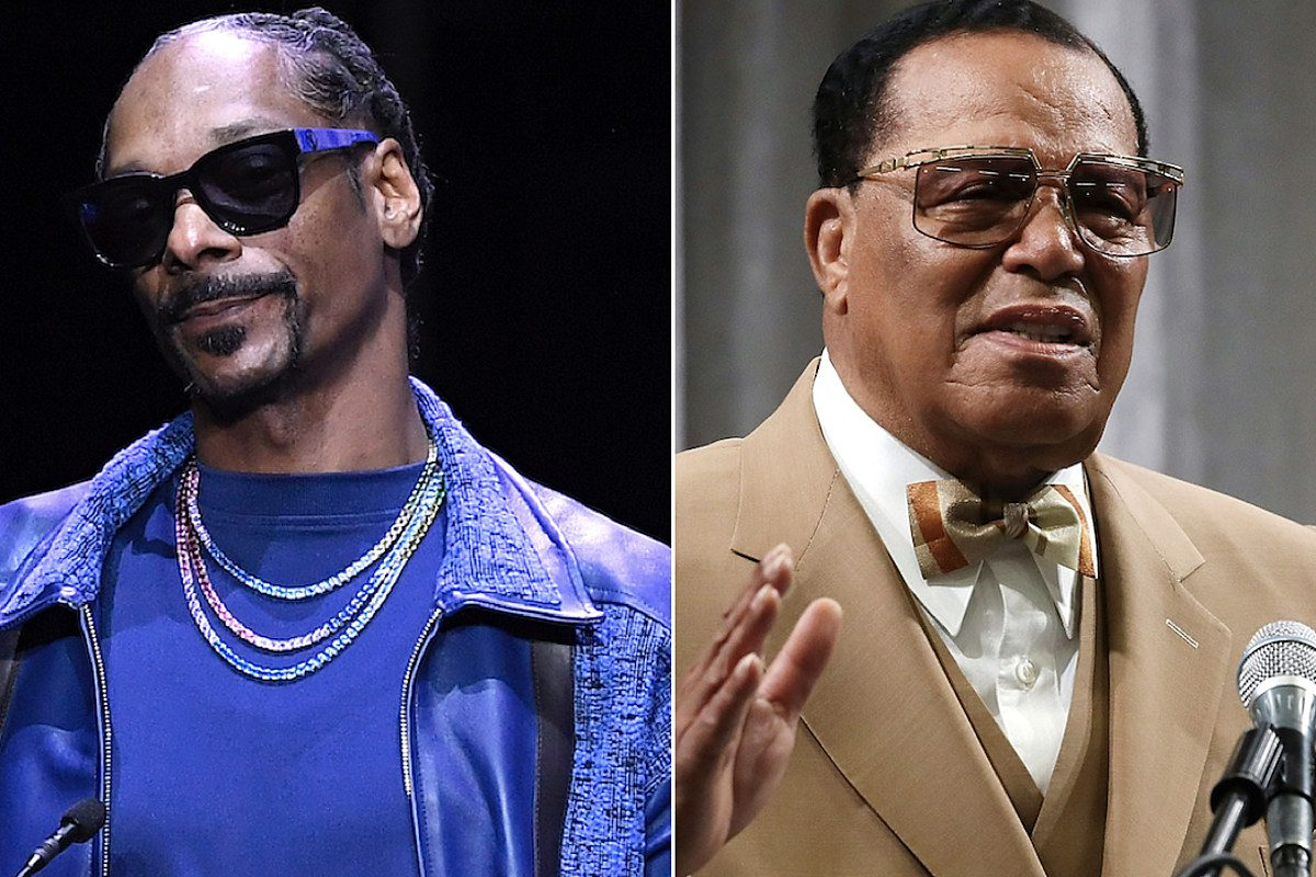 Snoop Condemns Facebook Banning Of Minister Farrakhan Account