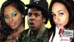 Foxy Brown JayZ and Amil