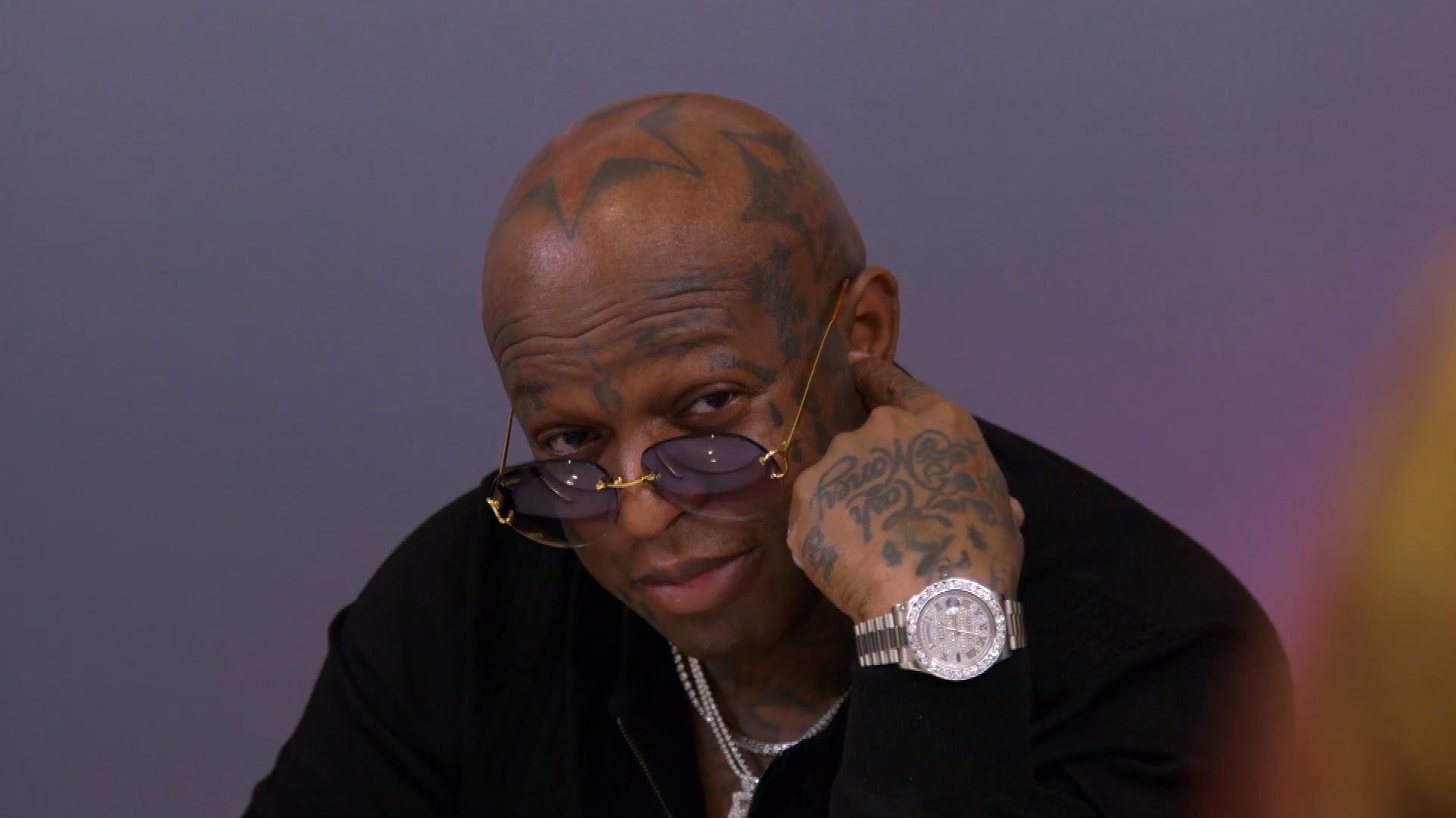 Birdman Does Not Tolerate Disrespect From The Media