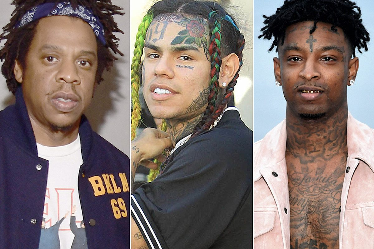 Attorney Jay Z Hired For 21 Savage Helps Tekashi 69