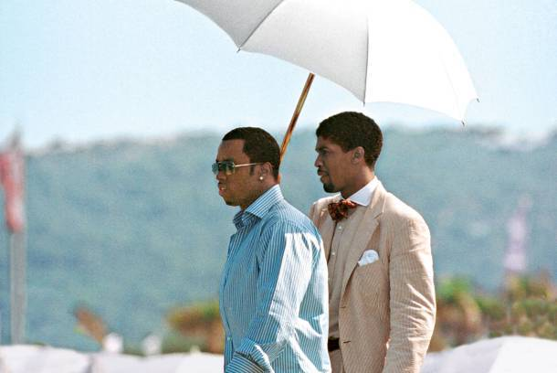 Fonzworth Bentley Takes Us Behind The Scenes W Diddy