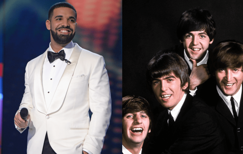 Drake's New Tattoo Puts Him In Front Of The Beatles