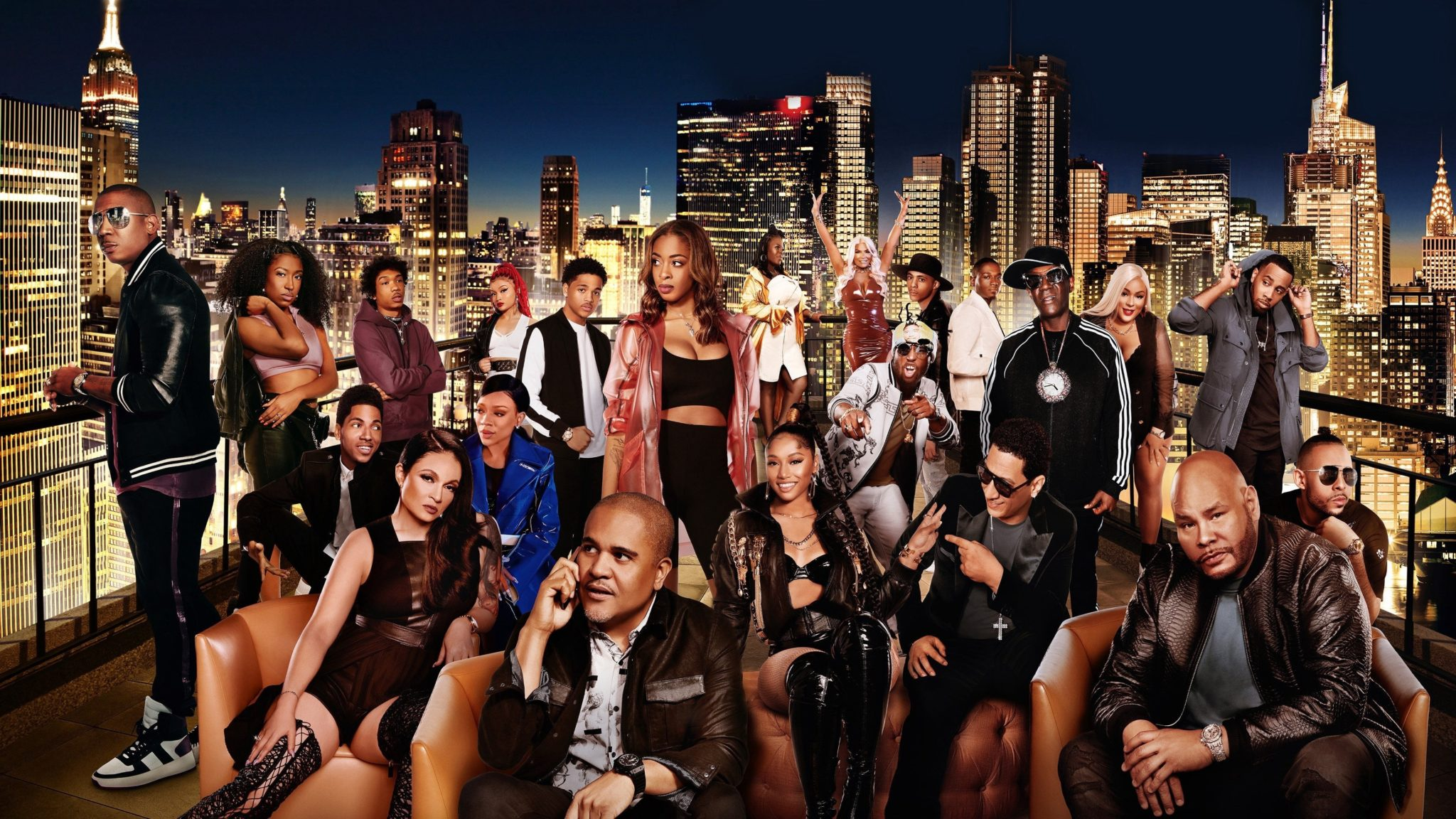 Growing Up Hip Hop New York Premieres On WE TV