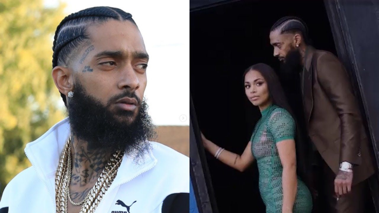 Lauren London Continues The Legacy of Nipsey Hussle