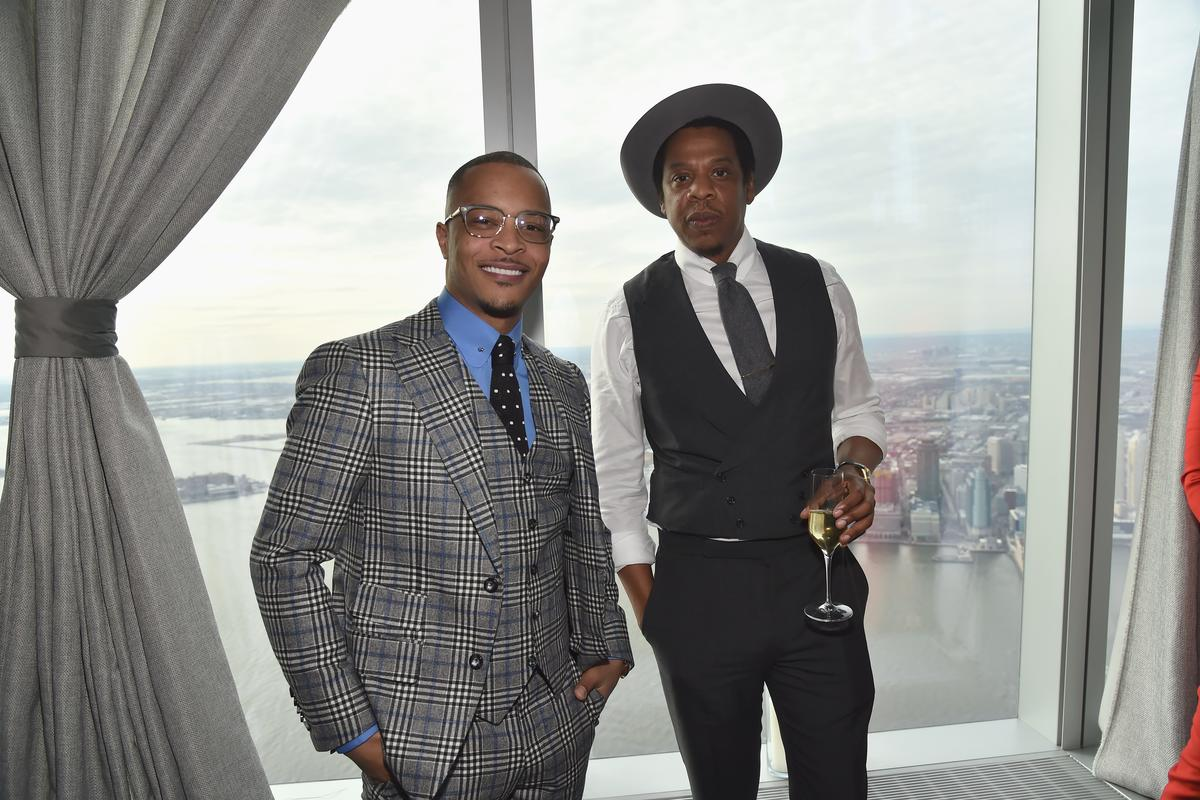 T. I. Controversial Message about Jay Z Went Viral