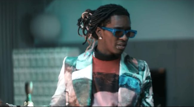 New Video From Young Thug With Travis Scott And J Cole