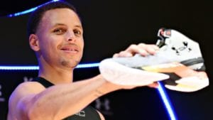 stephen curry under armour