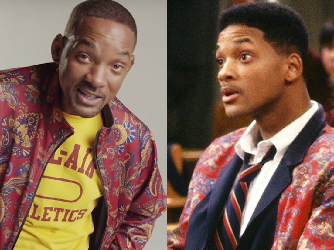 Will Smith Debuts Bel Air Athletics Collection