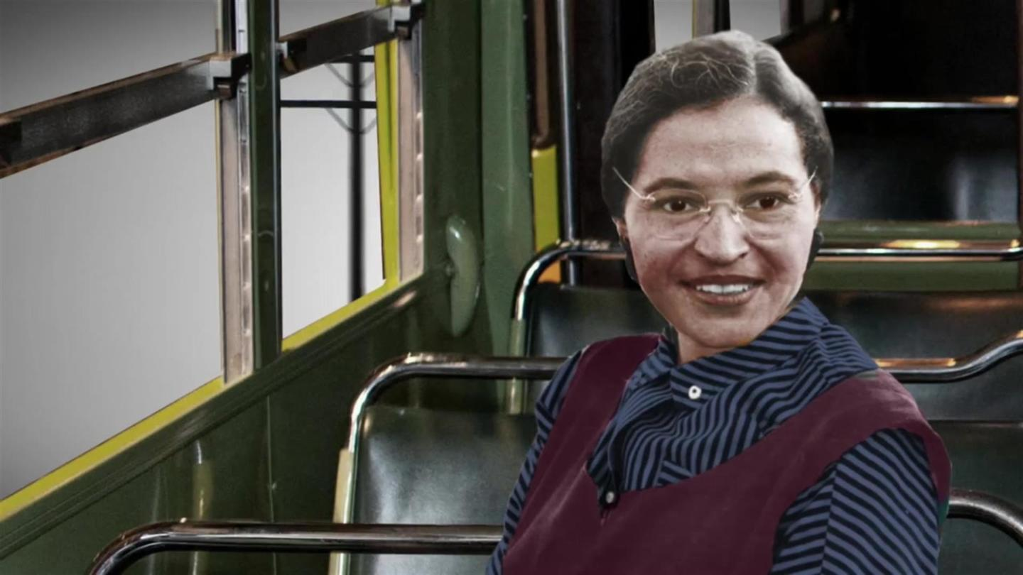New Rosa Parks Statue Unveiled!!!!!