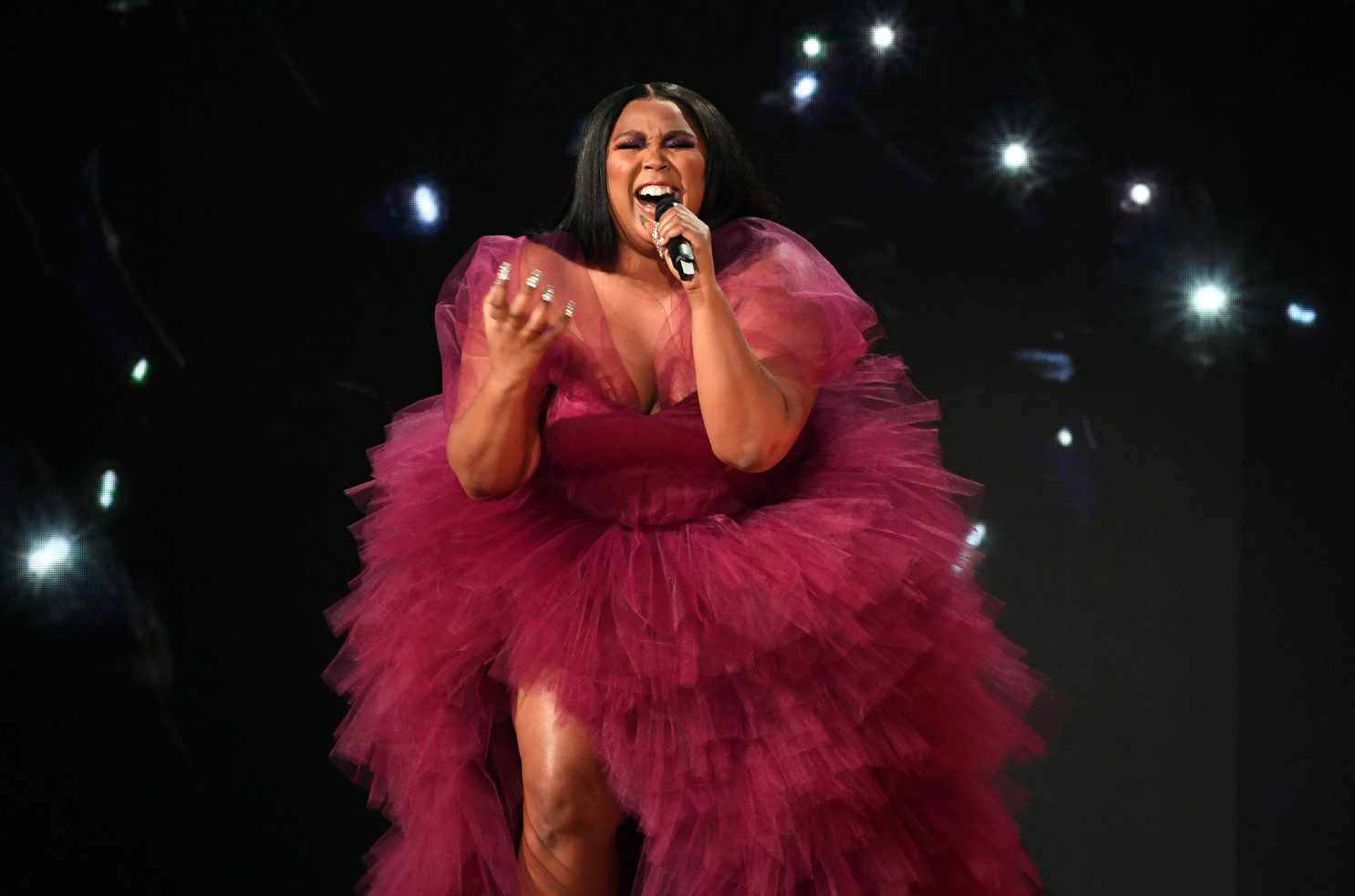 Time Names Lizzo Entertainer Of The Year