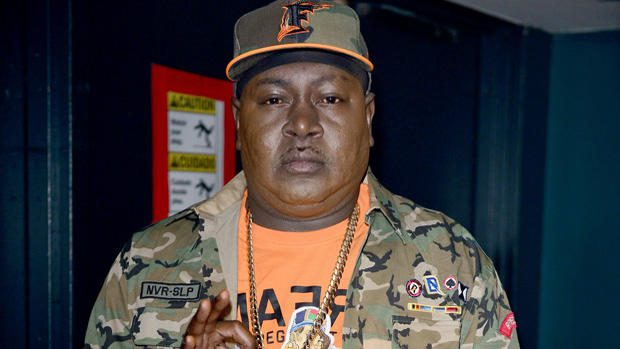 Trick Daddy Was Arrested In Miami