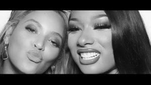 beyonce and megan thee stallion