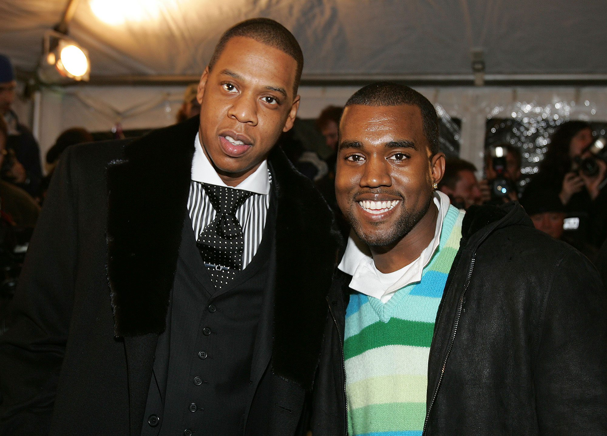 Kanye Reveals More Insights About Jay Z
